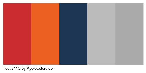 Test 711C Logo Colors Logo