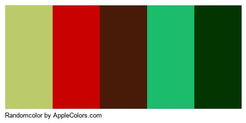 Randomcolor Logo Colors Logo