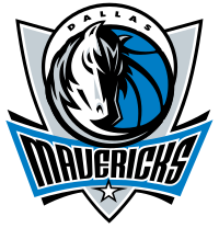 Dallas Mavericks Brand Logo