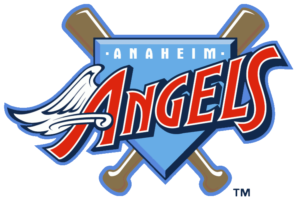 Los Angeles Angels 1997 Logo