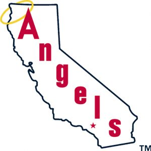 Los Angeles Angels 1973 Logo